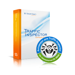Dr.Web Gateway Security Suite for Traffic Inspector