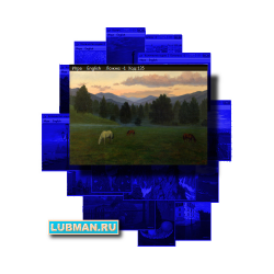 """""""Altai"""" Puzzle №010, series: """"Art will save the World!"""""""