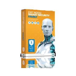ESET NOD32 Smart Security Family