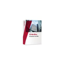 McAfee Virusscan for Mac