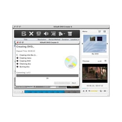 Xilisoft DVD Creator for Mac