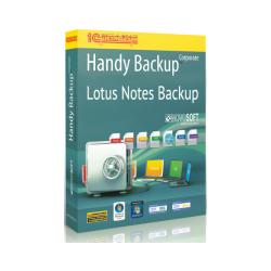 Backup Lotus Notes for Handy Backup