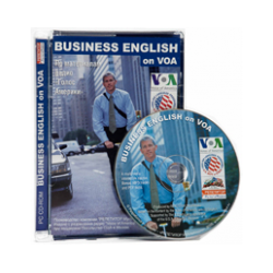 Business English on VOA. Electronic version for download