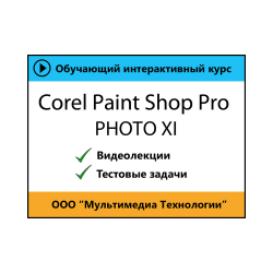 "Camouter ""Corel Paint Shop Pro Photo XI"""