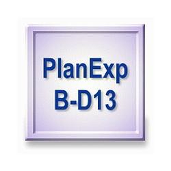 PlanExp B-D13