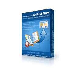 Recovery ToolBox for Address Book