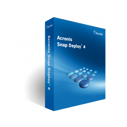Acronis Snap Deploy 4 for Server (Deployment License with Universal Deploy)