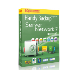Handy Backup Server Network
