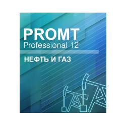 PROMT Professional Oil & Gas 12