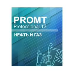 PROMT Professional Нефть и газ 12