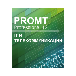 PROMT Professional IT and Telecommunications 12