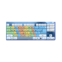 Comfort On-Screen Keyboard