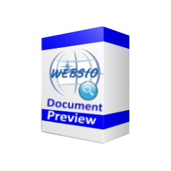 Websio SharePoint Document Preview 2016