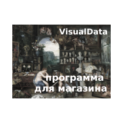 VisualData Программа для магазина