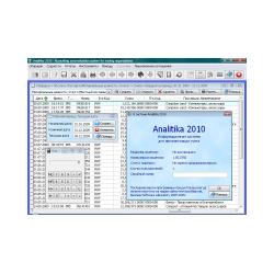 Analitika 2010