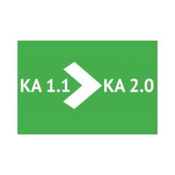 Перенос данных из 1С:КА 1.1 в 1С:КА 2.0
