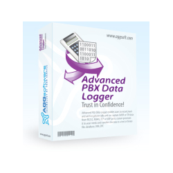 Advanced PBX Data Logger