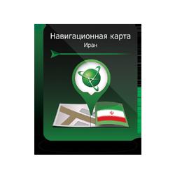 Navitel Navigator. Iran