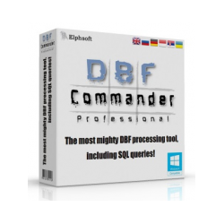 DBF Commander Professional