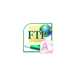 Class of operation with FTP server from Access