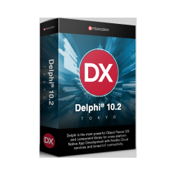 Delphi 10.2 Tokyo