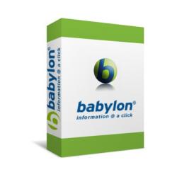 Babylon Premium Dictionaries