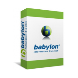 Babylon Corporate Glossary Builder