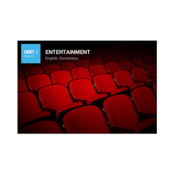 Английский для начинающих. Тема 4 «Entertainment»