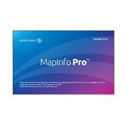 GIS MapInfo Professional