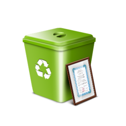 Определение класса опасности отходов