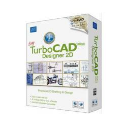 TurboCAD Mac Designer 2D