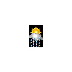 Elecont Weather — точный прогноз погоды, барометр, индикатор солнечной активности для коммуникатора, смартфона, Pocket PC