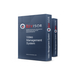 Revisor VMS: software for video surveillance
