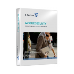 F-Secure Mobile Security for Business