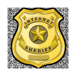 Internet Sheriff