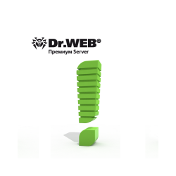"""Dr.Web Anti-virus"" service - Premium server tariff"