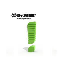 """""""Dr.Web Anti-virus"""" service - Premium server tariff"""
