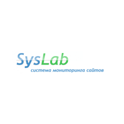 Syslab.ru Monitoring servers and sites