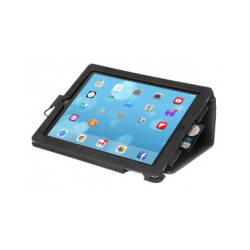 Leather case for iPad with smart card reader