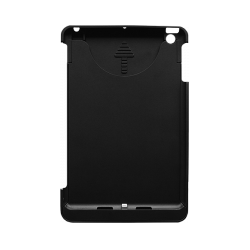 Plastic case for iPad mini with built-in reader