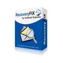 RecoveryFix для Outlook Express