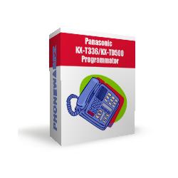 Программатор АТС Panasonic KX-T336 / KX-TD500 v.1