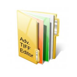 Multi-page editor TIFF - Advanced TIFF Editor