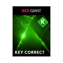 Red Giant Key Correct