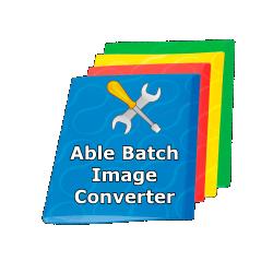 Converter Charts - Able Batch Image Converter
