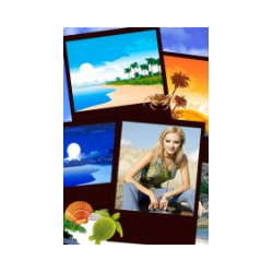 Рамки для фотографий «Отдых и путешествия»