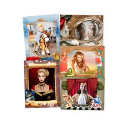 Сказочные рамки для фотографий