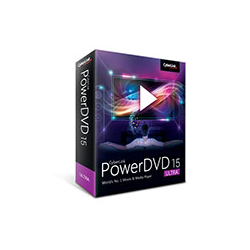 Cyberlink PowerDVD 15