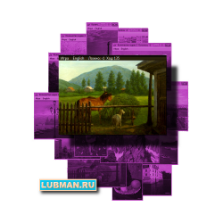 """Carpathians"" Puzzle №002, series: ""Art will save the World!"""