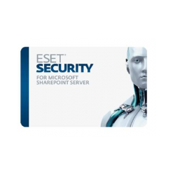 ESET NOD32 Security for Microsoft SharePoint Server